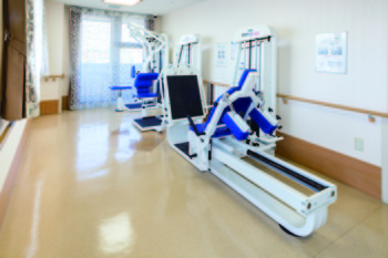 ニチイホーム練馬高野台 機能訓練室