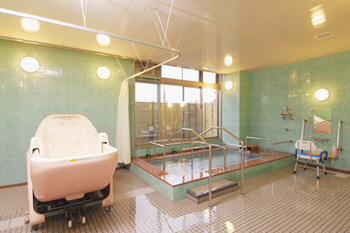 ツクイ・サンシャイン仙台 浴室