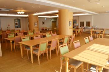 イリーゼ新座 食堂
