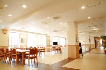 イリーゼ町田図師の丘 食堂