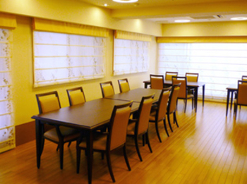 グランフォレスト目白 食堂