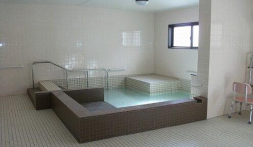 ココファンレジデンス小田原 浴室