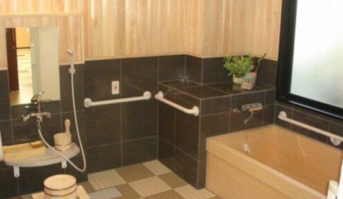 ココファンレジデンス 茅ヶ崎 個浴室