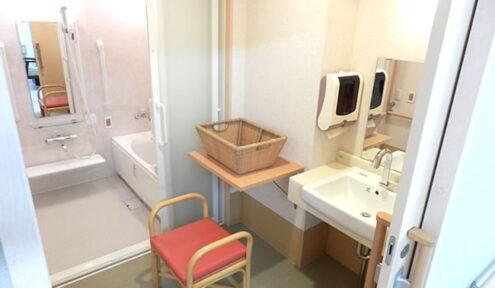ココファン水元 個浴室
