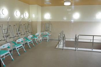 ココファン東海大学前 大浴場