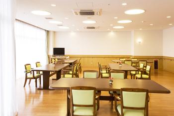 ツクイ・サンシャイン三浦 食堂