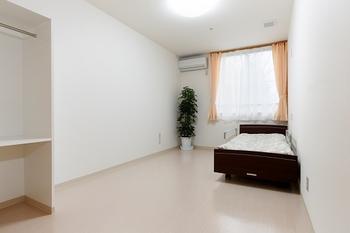 住宅型有料老人ホーム(居室)