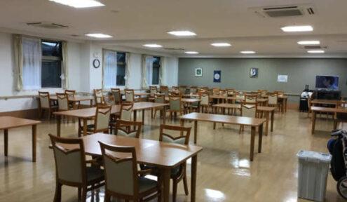 ココファン練馬関町 食堂