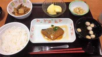 ココファン渋沢 食事