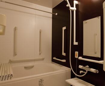 居室内風呂写真