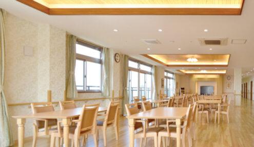 イリーゼ横浜港南台 食堂