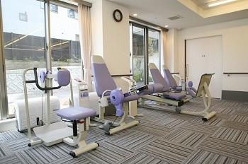 適度な運動で、健康の維持をし、楽しい生活を送っていただけます。
