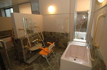 浦和さくら翔裕館 浴室