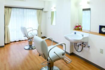 ニチイホーム中野南台 理美容室