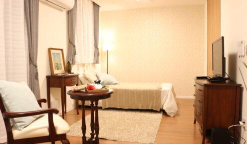 居室(モデルルーム)2